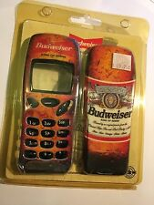 Nokia 3210 Budweiser Housing Cover Set incl Front & Rear plus Keypad HNK32BUDBST