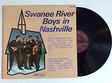 THE SWANEE RIVER BOYS IN NASHVILLE  vinyl LP Zondervan ZLP-685 NM