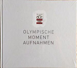 Bilder Band Sachbuch Dokumentation 100Jahre Olympische Momentaufnahmen 1894-2008