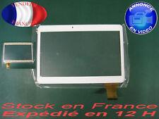 """vitre tactile pour tablette Artizlee blanche 10,1""""   MJK-0331-FPC écran tactile"""