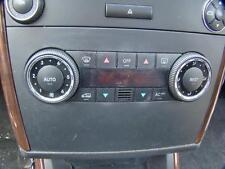 MERCEDES A CLASS HEATER /AIR CON CONTROLS W169 05/05-12/09