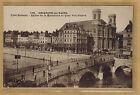 Cpa Besançon les Bains - pont battant église de la Madeleine wn1064