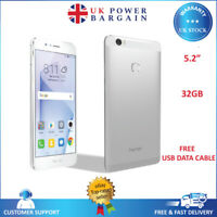 "Huawei Honor 8 32G 5.2"" 4GB RAM 12MP NFC 4G Unlocked Android Smartphone - White"