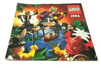 Vintage 1994 Lego Promotional Catalogue Product Range Brochure Booklet Rare
