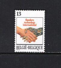 Belgium 1987 Royal Belgian Rowing European Volleyball Sc 1276-1277 Mnh