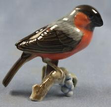 Gimpel Dompfaff vogel Kaiser porzellanfigur Porzellan figur bullfinch 1975
