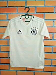 Germany Jersey Training Kids Boys 11-12 y Shirt Adidas Adizero B10554