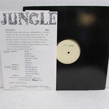 TEST DEPT Pax Britannica 1991 TEST PRESSING PROMO VINYL LP Jungle Records