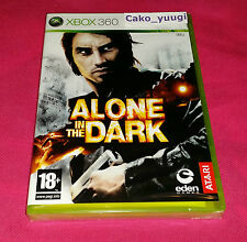 ALONE IN THE DARK  XBOX 360 NEUF SOUS BLISTER FRANCAIS
