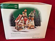 The Peanut Brittle Factory Dept 56 North Pole Series 56701 Christmas snow candy