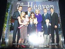 7th Seventh Heaven Original TV Soundtrack CD – Like New