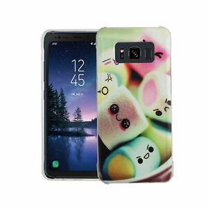 Funda para Móvil Samsung Galaxy S8 Active Estuche Protector Tapa Trasera Colores