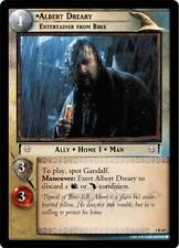 LoTr Tcg FoTr Fellowship Of The Ring Albert Dreary Entertainer From Bree x2 1R69