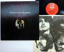 DOORS the Soft Parade LP Elektra 2nd press w/ lyric inner sleeve #1705