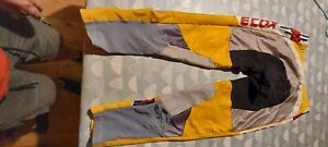 OF3 Adult Trials Combo Set Clothing Riding Pant Shirt Twinshock Pre 65