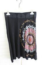 Gonna DESIGUAL Donna Skirt Woman Falda Jupe Rock Taglia Size S