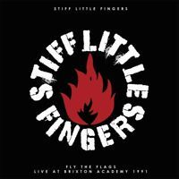 FLY THE FLAGS (LIVE AT THE BRIXTON ACADEMY 1991)  STIFF LITTLE FINGERS  Vinyl lp