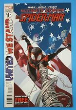 Ultimate Comics Spider-Man #16 United We Stand Marvel 2012 Bendis