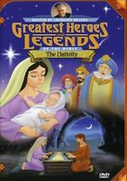 Greatest Heroes and Legends of the Bible: The Nativity [New DVD]