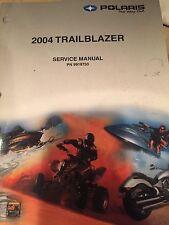 2004 Polaris Trailblazer ATV Service Manual  PN: 9918753