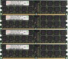 HP DELL IBM SAMSUNG 32GB HP 8x 4GB DDR2 PC2-6400P 800 MHz ECC REG Server Memory