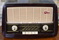 Wega 112 Bakelit Röhrenradio Tube Radio vintage Made in Germany 古董德國電子管收音機