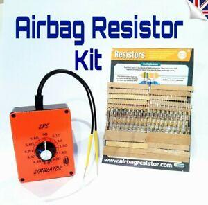 BMW AIRBAG resistor kit X3 X5 Mini One 1 118 318 320 325 330 E36 520 series z4