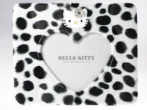 Hello Kitty Marco de Fotos de Mesa Heart Para Foto 10x15 CM Por Sanrio Smiles
