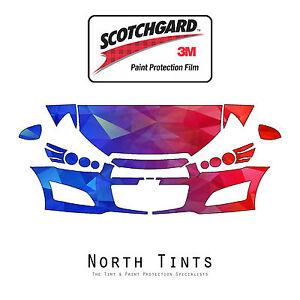 Chevrolet Sonic 2012-2016 PreCut 3M Scotchgard Paint Protection Clear Bra Kit