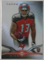 2014 Topps Platinum Refractor Mike Evans #150 Rookie Card
