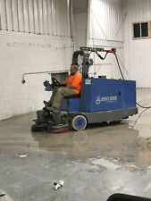 OnFloor Crete Boss Riding Concrete Polishing Machine