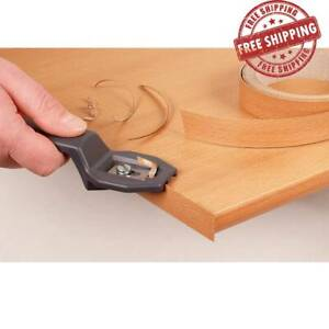 Laminate Wood Edge Trimmer Cutter Edging Trim Overlapping Veneer Hand Tools