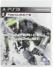Tom Clancy's Splinter Cell Blacklist (PS3 2013) Usually ships within 12 hours!!!
