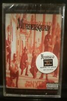 Murder Squad - Nationwide SEALED cassette tape 1995 south central rap rare Def