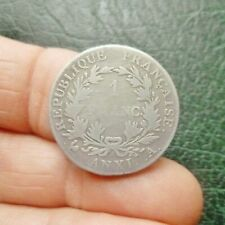 Bonaparte Premier Consul - 1 Franc - An XI A  Paris