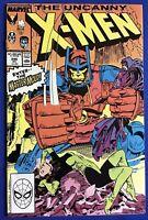 Uncanny X-Men #246 (1989) Master Mold, Sebastian Shaw & Nimrod APP; NM