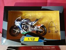 ALTAYA 1/12 MOTO GP HONDA RC212V..TONI ELIAS~~2007~~ BOITE+FASCICULE