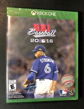 RBI Baseball 2016 [ Marcus Stroman Cover /  Canadian Edition ] (XBOX ONE) NEW