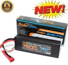 Thunder Tiger Lipo Battery w Deans Plug 2S 7.4V 7600mAh 75C
