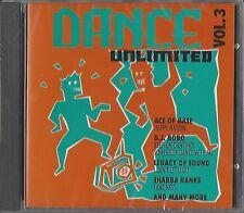DANCE UNLIMITED VOL. 3 * NEW & SEALED CD * NEU *