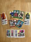 2013 And 2014 Topps Football Minis 38 Card Lot Beckham Evans Rookies