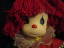 Haunted  Doll, Peter, Paranormal,  Precious Moments Tangible Doll