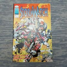 Stormwatch #1 Image Comics 1993 First Printing Signed 1x