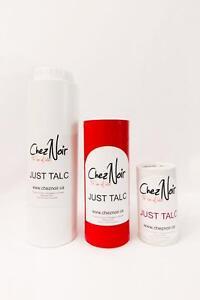 Just Talc - Talcum Powder - 100 gm 175 gm - Latex Dressing Aid - Rubber Fetish