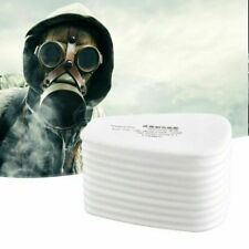 10-100 5N11Cotton Filter Safety Protect Replacement F 6200 6800 7502 Respirators