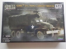 Maquette Forces Of Valor Unimax GMC 2 1/2 Ton Cargo Truck 1/72 Neuf sous blister