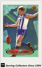 1999 Select AFL Holofoil All Australia Team AA18 Glen Archer (Nth Melb)