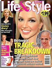 Life & Style - 2007, March 5 - Britney's Tragic Breakdown, Anna Nicole's Diary