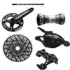 NEW SRAM GX 1x11 10-42 Groupset 175mm 32t Raceface Ride XC Crank FULL WARRANTY