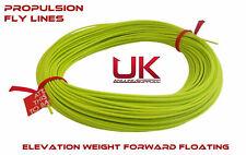 UKAS Propulsion Elevation Floating WF Full Fly Line - WF8 F + Free Braid Loop